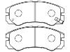 Pastillas de freno Brake Pad Set:1605 848