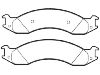 刹车片 Brake Pad Set:F2UZ-2001-A